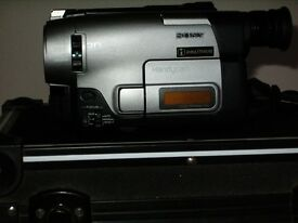 Sony Handycam Vision Video HI 8