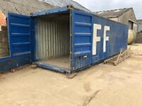 28 ft Shipping/ Storage Container