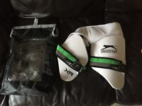 CRICKET BATTING Inner and outer thigh guard