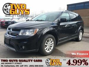 2016 Dodge Journey SXT ALLOYS 7PASS I-4
