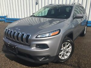2014 Jeep Cherokee North Edition 4X4