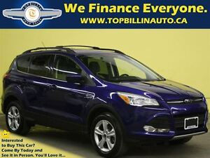 2013 Ford Escape SE with Power Tailgate, $97 Biweekly, 104K