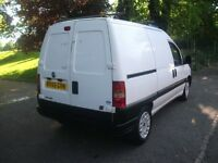 Fiat Scudo JTD SX (white) 2005 COMMERCIAL OR LIGHT USE VERY CLEAN VAN CALL TO 07957449886