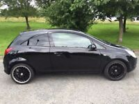 Vauxhal corsa 2009, cheap insurence and Road tax only £20