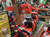 Husqvarna 236 chainsaw new