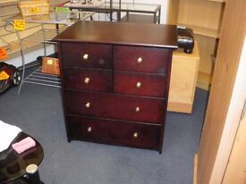 6-DRAWER CHEST OF DRAWERS