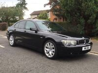 ** BMW 730d 2003 private plate swap px ***