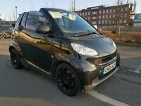 CHEAP SMART CAR CONVERTIBLE BLACK EDITION FOR QUICK SALE