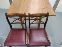Extendable dining table - delivery available
