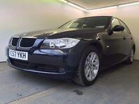 2007 | BMW 320D SE | Manual | NEW CLUTCH/FLYWHEEL JUST FITTED | FULL BMW SERVICE HISTORY | Yr MOT |