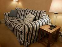 Ikea Ektorp 3 seater sofa-bed