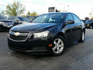 2012 Chevrolet Cruze LT-TURBO--4 DOOR SEDAN