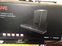 JVC Bluetooth soundbar