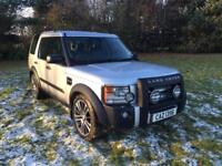 Land Rover Discovery 3 HSE Auto 2005 Silver