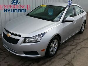 2014 Chevrolet Cruze 2LT EXCELLENT SMALL WITH FACTORY WARRANTY