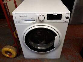 hotpoint 9kg A+++ energy rated washing machine