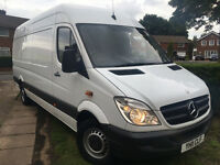 MERCEDES SPRINTER 310CDI,LWB,2011,MOT MARCH,138K MILES,1 OWNER, NO VAT,HPI CLEAR