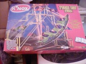 Pirate Ship Park Knex