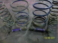 honda ep3 type r lowering springs