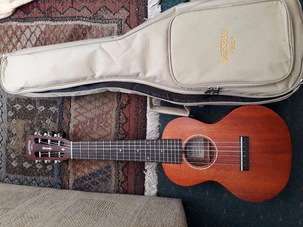 Gretsch G9126 Guitar-Ukulele 6 string