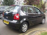 VW VOLKSWAGEN POLO 1.4 AUTOMATIC [LOW MILEAGE] IDEAL FIRST CAR CHEAP RUN AROUND ** 5 DOOR HATCHBACK