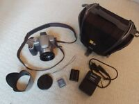Panasonic LUMIX DMC-FZ28 and accessories