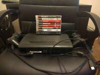 PS3 Slim (500 GB) with 8 games