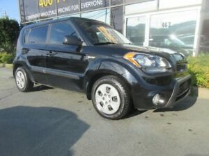 2013 Kia Soul 1.6L HATCH W/ HEATED FRONT SEATS BLUETOOTH AUX USB