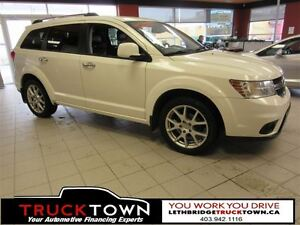 2011 Dodge Journey R/T SEVEN PASSENGER