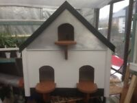 Brand new dovecote just been made