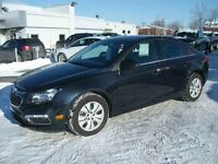 2015 CHEVROLET CRUZE LT TURBO LT Turbo