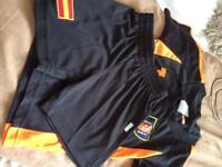 Spain football kit