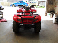 2005 suzuki eiger 400 farm quad