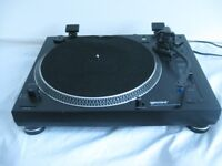 GEMINI XL DD50 IV DIRECT DRIVE FULL MANUAL DJ TURNTABLE