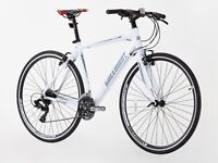 sale! Brand New Hi-spec BIKES Road Bike Two Colours (White & Blue) for SALE JUST FOR £155 NEW