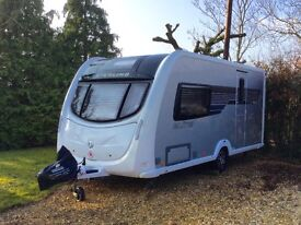 Sterling Elite Diamond, 2 Berth, (2011) Touring Caravan for sale