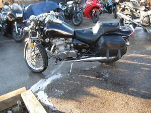 2003 Kawasaki Vulcan 500 (parts bike) London Ontario image 4