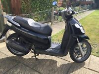 Piaggio Carnaby, nice clean bike, some minor cosmetic damage, good runner, used daily
