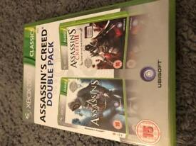 Assassins creed double pack