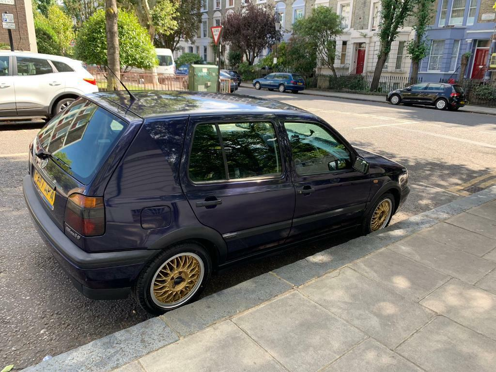 VW Golf MK3 1 8 Automatic 1996 only one previous owner   in Notting Hill,  London   Gumtree