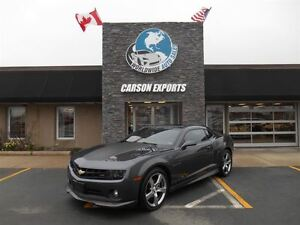 2010 Chevrolet Camaro RS! LEATHER AND SUNROOF! FINANCING AVAILAB