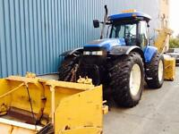 New Holland 2002 Tv 140