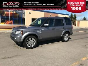 2012 Land Rover LR4 HSE NAVIGATION/PANORAMIC ROOF/LEATHER