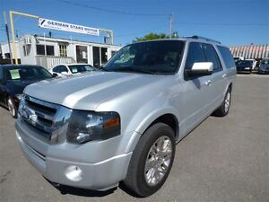 2014 Ford Expedition Max Limited & NAVI & BACK UP CAM & R DVD
