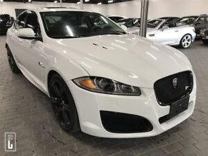 2015 Jaguar XFR 5.0L V8- SUPERCHARGED-NAVI-REAR CAMERA-ONLY 38KM