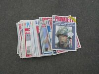 Private Eye Magazines x 27