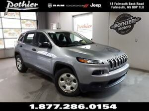 2015 Jeep Cherokee Sport | 5.0 TOUCHSCREEN | REAR CAMERA | HEATE