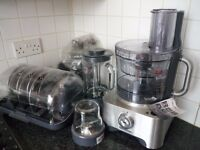 NEW - Kenwood Multipro Excel Food Processor FPM910