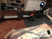 York R301 rower excellent condition hardly used £230ono rrp £500 on YORK website
