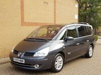 RENAULT GRAND ESPACE 2.0 DCI AUTOMATIC, 7 SEATER 2009, SUPERBLY MAINTAINED WITH A FULL S/HISTORY,,,